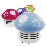 【aife life】日系可愛蘑菇香菇桌上型吸塵器 ,筆電、鍵盤、書桌的清潔小幫手