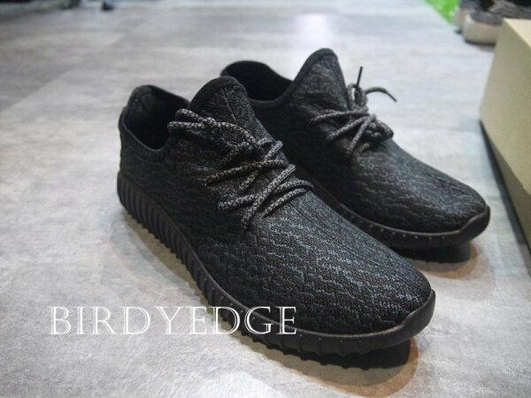 BIRDYEDGE椰子厚底跑步鞋休閒鞋運動鞋編織鞋虎紋鞋款非NIKE愛迪達Y3