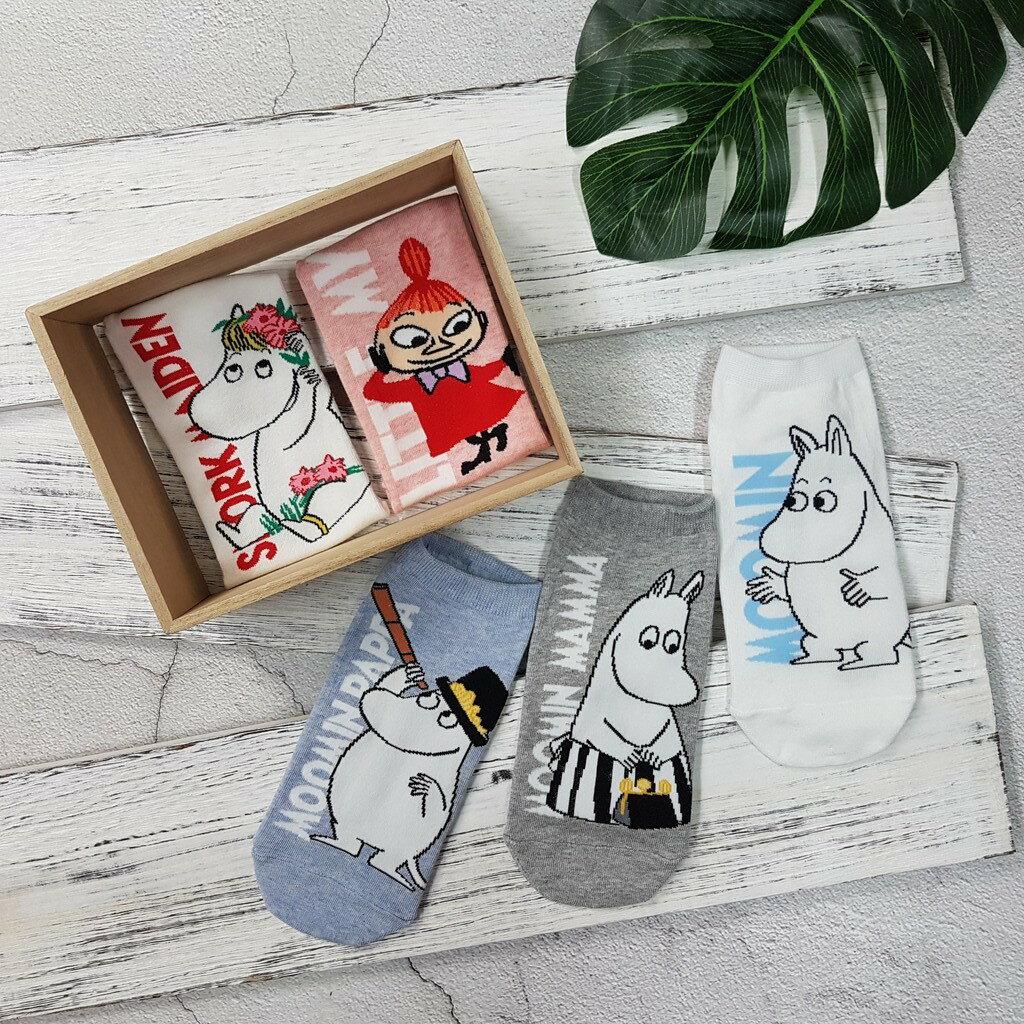 【現貨⭐英字熱賣】韓國襪子 高質感 嚕嚕米英字短襪 超夯 正韓 中筒 6
