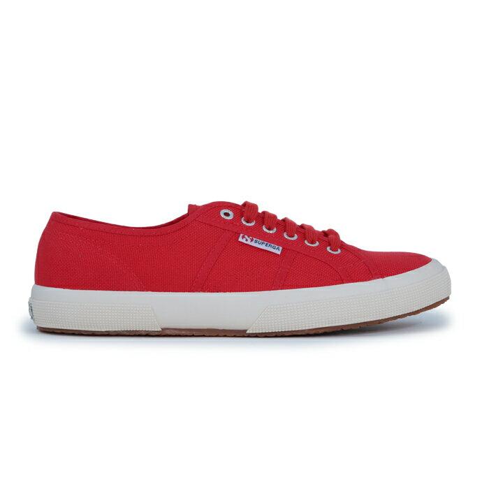 【SUPERGA】義大利國民鞋-紅  Cotu - Classic2750 0