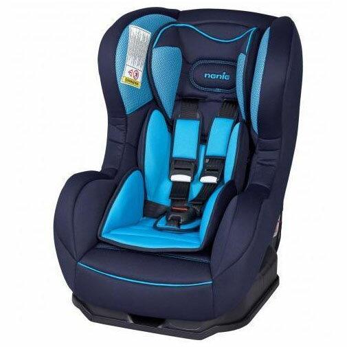 納尼亞 安全汽座0-4歲 - 旗艦款 - 藍色 FB00385『121婦嬰用品館』