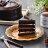熔岩火山巧克力蛋糕(6吋)★免運★蘋果日報 母親節蛋糕 巧克力 第二名【布里王子】需五天前預訂 2