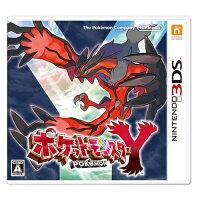 Pokemon:精靈寶可夢到3DS《神奇寶貝 Y 》日版 (日規機專用)【三井3C】