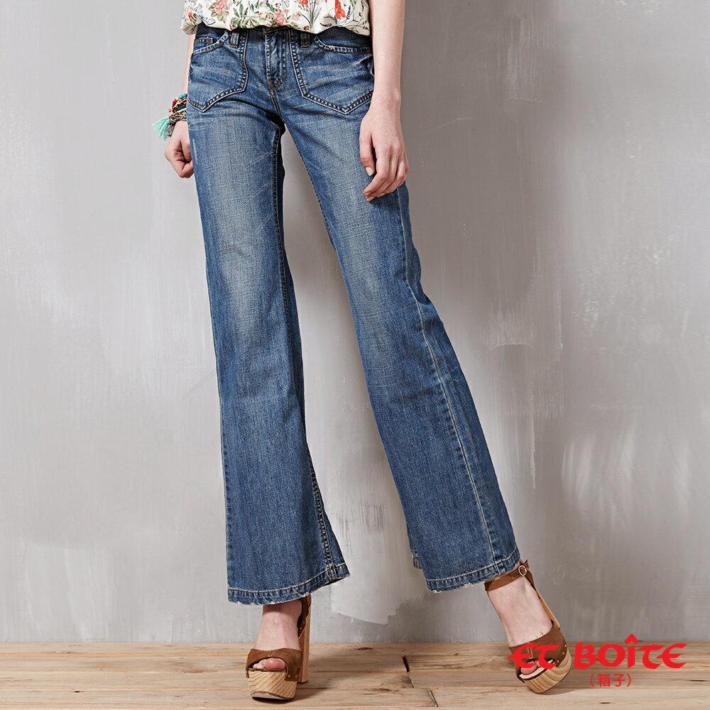 【均一價990】時尚都會寬褲 - BLUE WAY  ET BOiTE 箱子 0