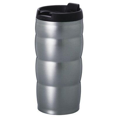 金時代書香咖啡   HARIO 真空不銹鋼隨行杯銀 VUW-35HSV
