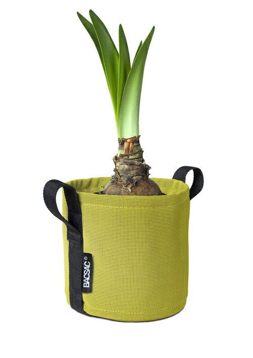 【7OCEANS七海休閒傢俱】BACSAC 圓形植物袋 3L 現貨六色 9