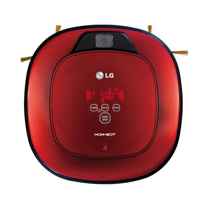 【LG樂金】雙眼小精靈。掃地清潔機器人。寶石紅/VR64702LVM