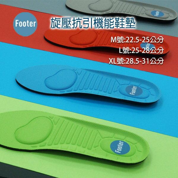 蝴蝶魚戶外用品館:[Footer]旋壓抗引機能鞋墊;蝴蝶魚戶外