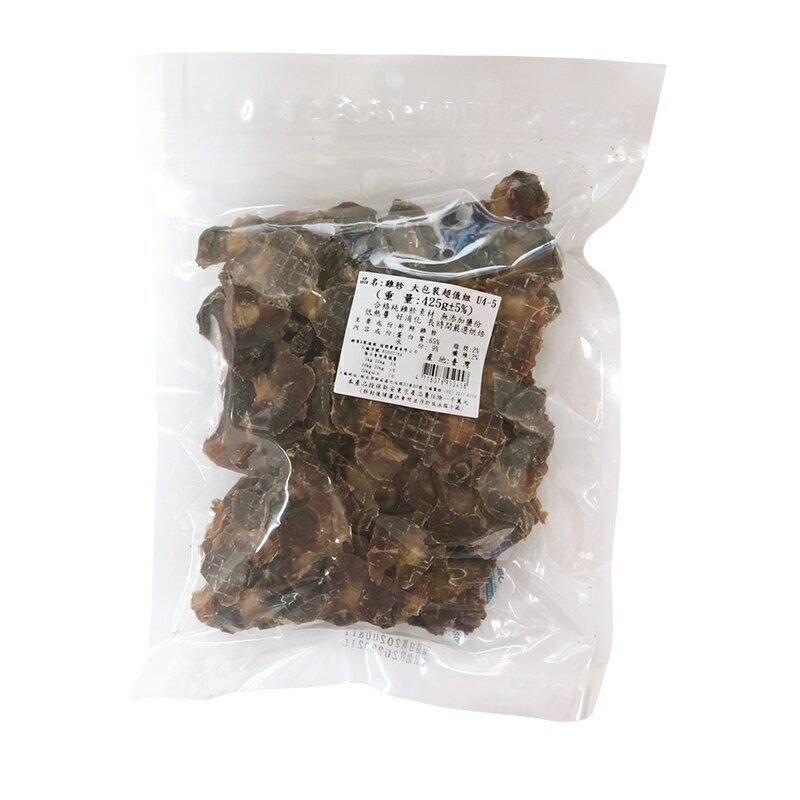 【御天犬 U4–5 雞胗 425G 超值量販包】裸包 全系列 寵物零食 餅乾