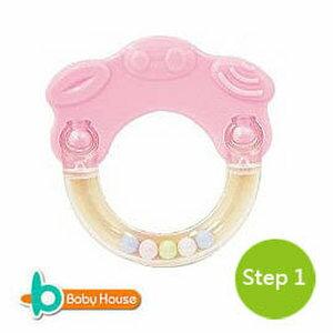 『121婦嬰用品館』baby house 韓國進口搖鈴玩具(搖鈴固齒器) – Step 1 0