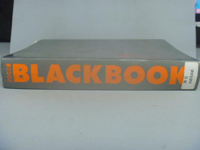 ~書寶 書T3/ _YJI~BLACKBOOK 2002