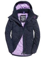 Superdry極度乾燥-女外套/風衣推薦到Superdry 極度乾燥 Technical Quilted SD-Wind ParkaJacket 連帽長版風衣外套 女就在RH shop推薦Superdry極度乾燥-女外套/風衣