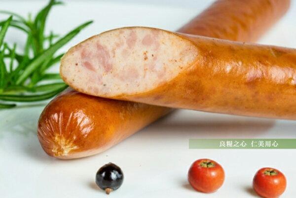 仁美良食:三源樂活豬阿拉米奇Arraviki香腸(275g包)