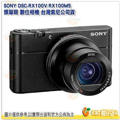 SONY RX100M5 數位相機