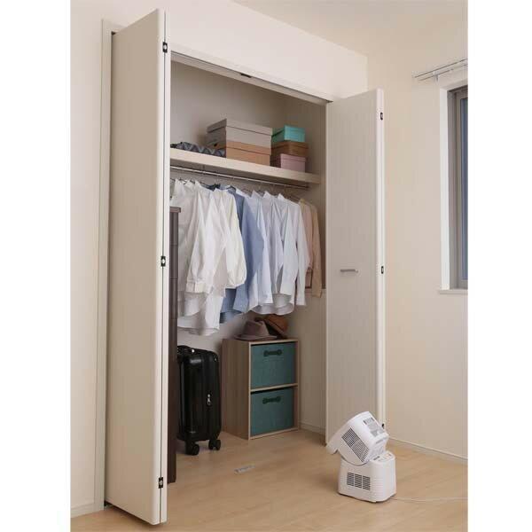 日本IRIS OHYAMA / 循環式衣物乾燥機  /  暖風機  / IK-C500。1色。(8980*2.5)日本必買 日本樂天代購 3