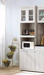 【簡單家具】,H416-01 艾達2尺收納櫃,大台北都會區免運費,組裝定位到好!