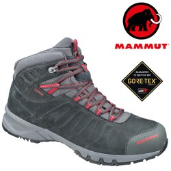 Mammut 長毛象 登山鞋/登山靴/中筒健行鞋 Mercury Base Mid GTX® Men男款 防水登山鞋 3020-04520