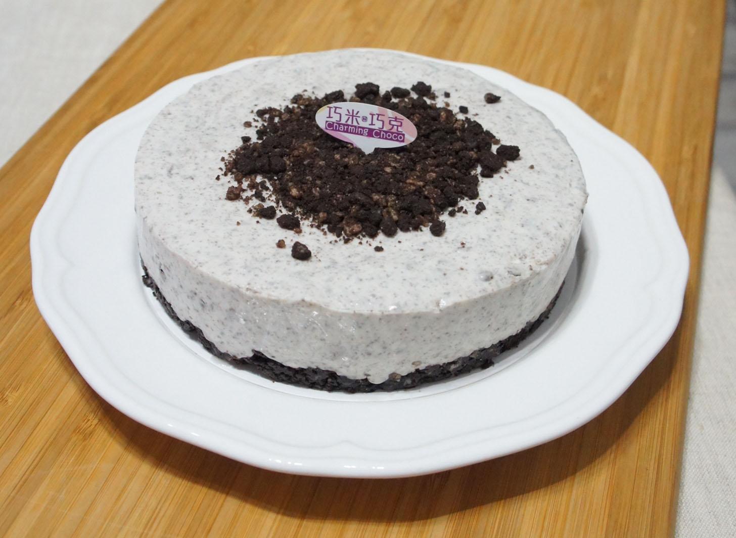 *巧米巧克*OREO生乳酪六吋蛋糕 - 限時優惠好康折扣