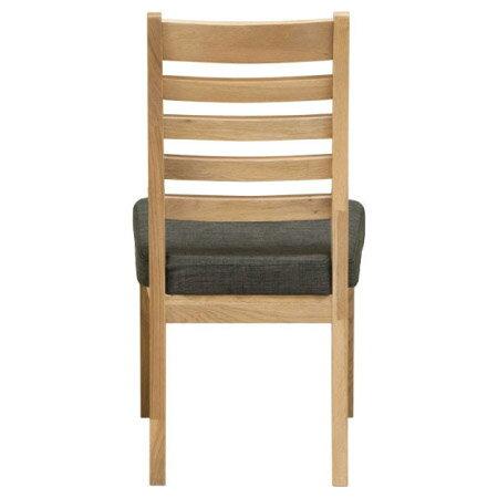 ◎實木餐桌椅五件組 ALAND140 白橡木 NITORI宜得利家居 9