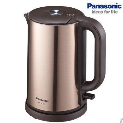 Panasonic 國際牌1.2L不銹鋼電熱水壺 NC-HKD122