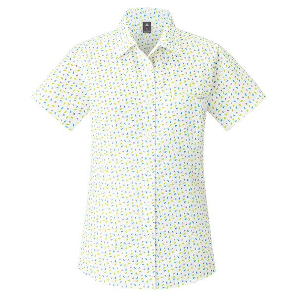 【mont-bell日本】WICKRON短袖襯衫紫外線遮蔽率90%抗UV女款白色/1114287
