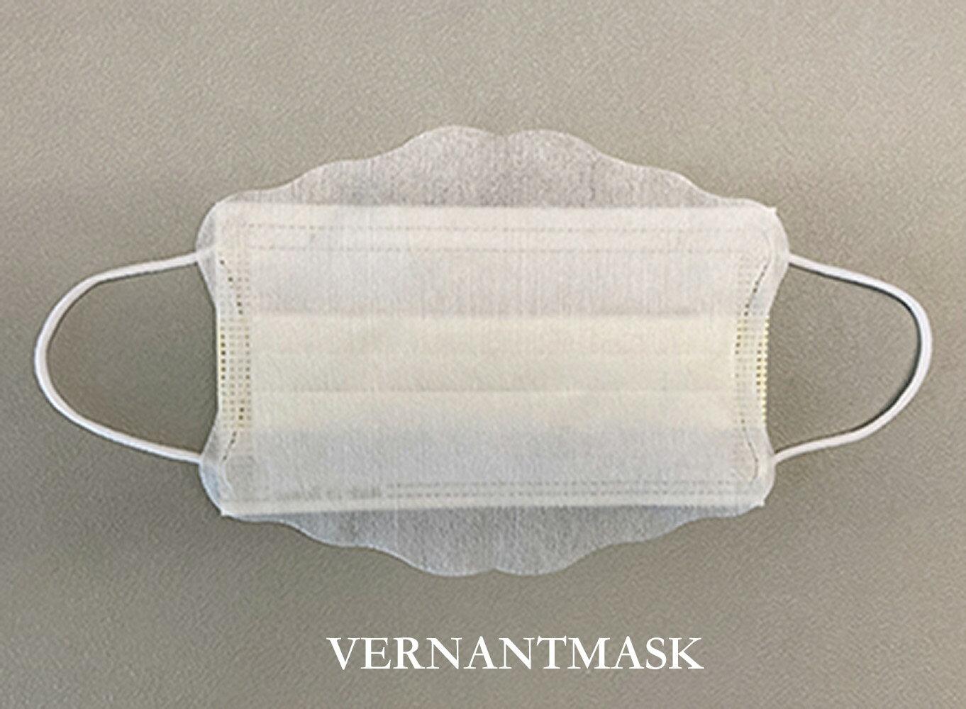 MASK SHEET 掛罩式 極薄口罩保潔襯墊(拋棄式)雲朵造型 12包360片入