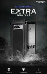 倍思 Note 8 - Rugged Armor Extra 四角防撞手機保護殼 三星 Samsung