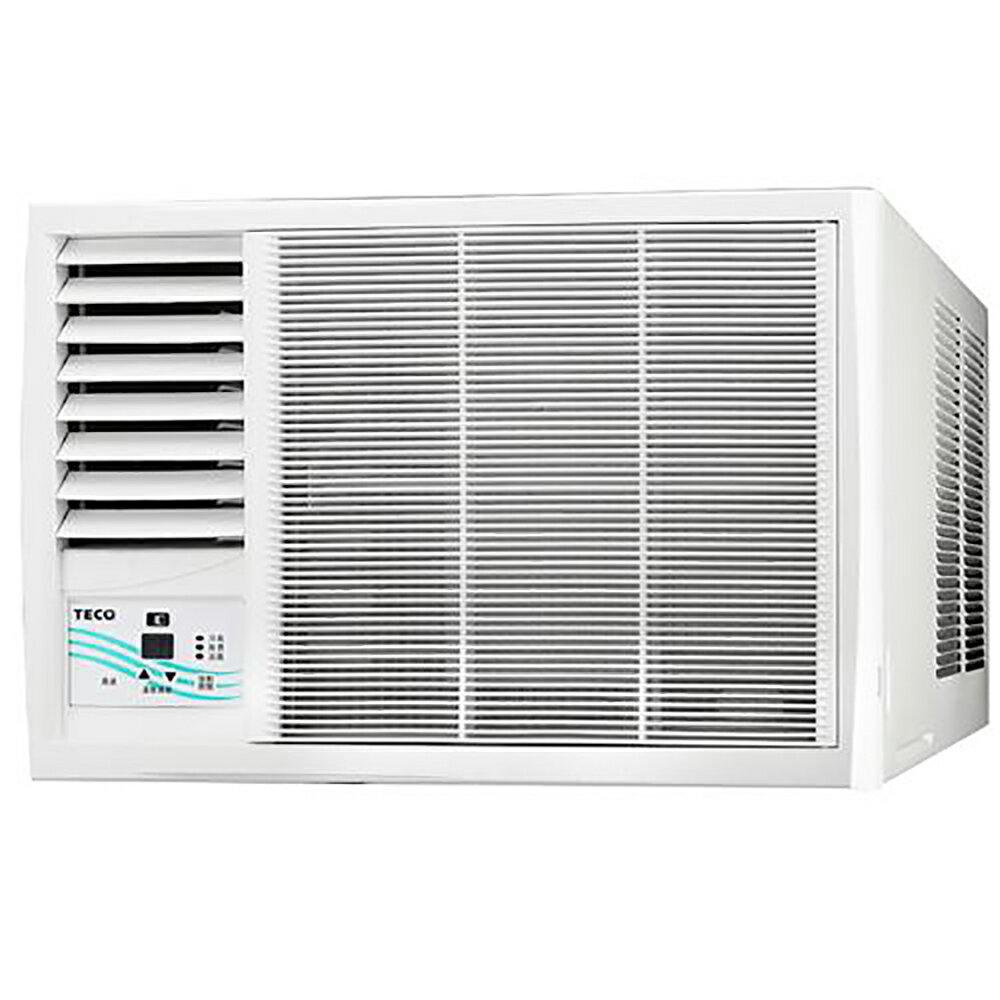【TECO東元】3-5坪定頻左吹窗型冷氣MW20FL1【三井3C】