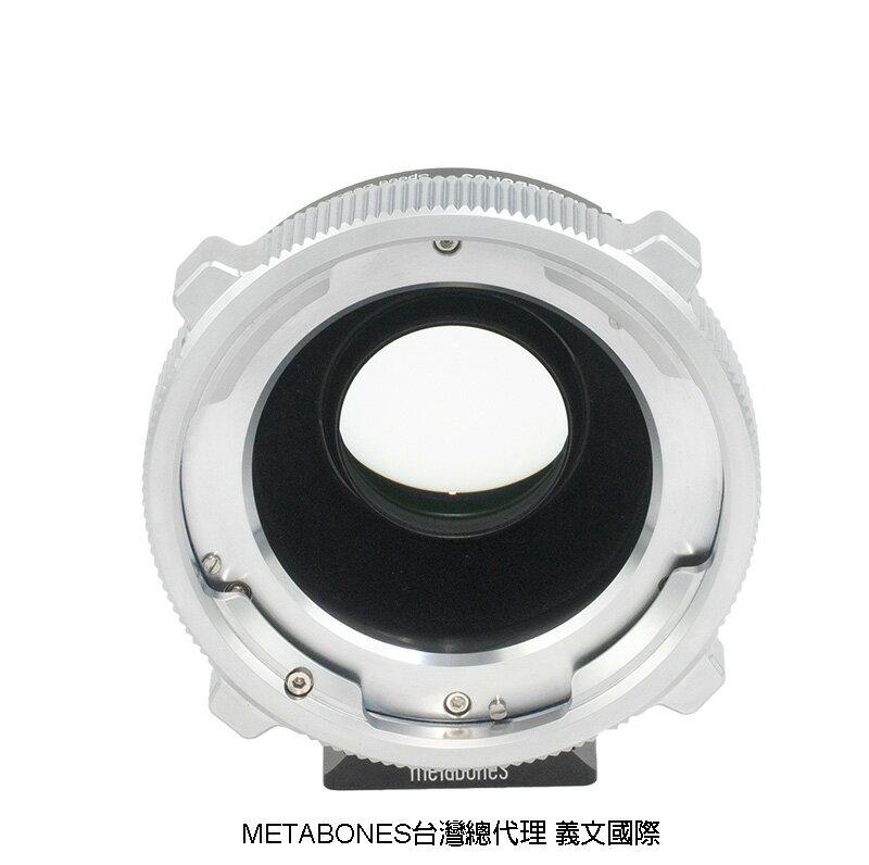 Metabones轉接環專賣店:PL to Emount T CINE Speed Booster ULTRA 0.71x (總代理義文公司貨)