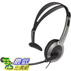 [7美國直購]耳機麥克風Panasonic國際牌2.5mmKX-TCA430適用於無現電話機,手機