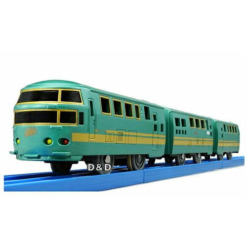 《TAKARA TOMY》交通鐵道 S-21 九州由布院列車 東喬