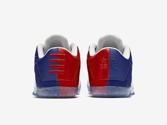 [ALPHA] NIKE KOBE XI GS 822945-184 女鞋 大童鞋 籃球鞋 KOBE 11代 奧運美國隊