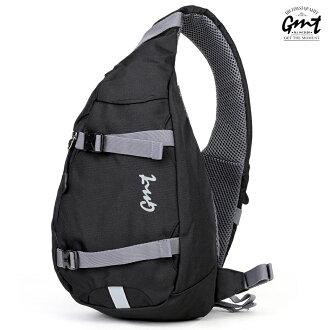 E&J【011014-01】免運費,GMT 挪威潮流品牌 黑色單車休閒側背包;後背包/男包/女包/腳踏車包/腰包/隨身包