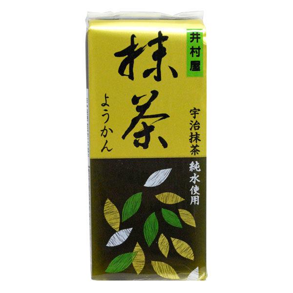 井村屋抹茶小羊羹(58g)