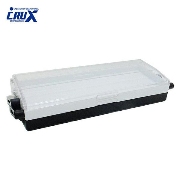 黑色款【日本正版】多功能雙層筆盒鉛筆盒透明筆盒日本製-069250
