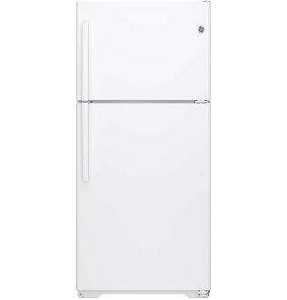【零利率】GE 美國奇異 512公升 上下門冰箱-純白 GTE18ITWW ※熱線07-7428010