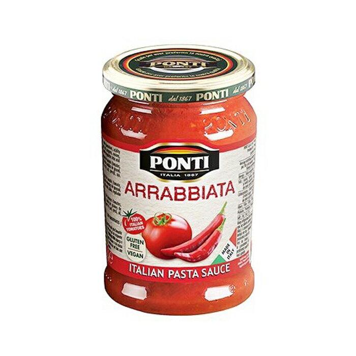 義大利Ponti辣味香料番茄紅醬 280g★全店超取滿599免運