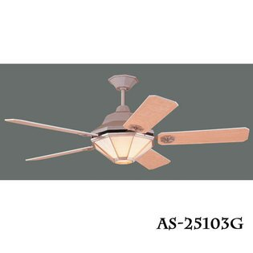 現代簡約系列★低調精緻56吋吊扇燈風扇燈楓木光源另計★永光照明AS-25103G