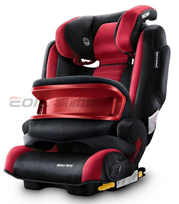 RECARO MONZA NOVA IS 莫札特兒童安全座椅