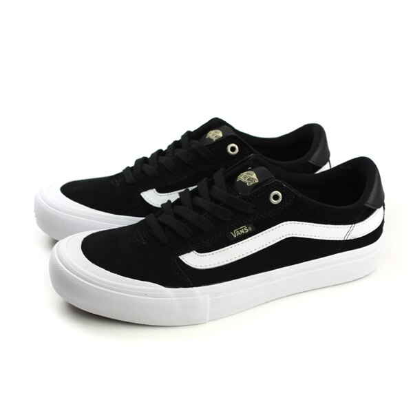 VANS Style 112 Pro Bla 布鞋 休閒鞋 舒適 男鞋 黑色 720229