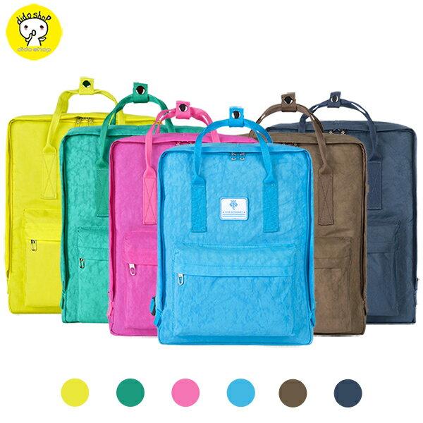 dido shop:13吋韓版休閒簡約筆電後背包筆電包(BK090)