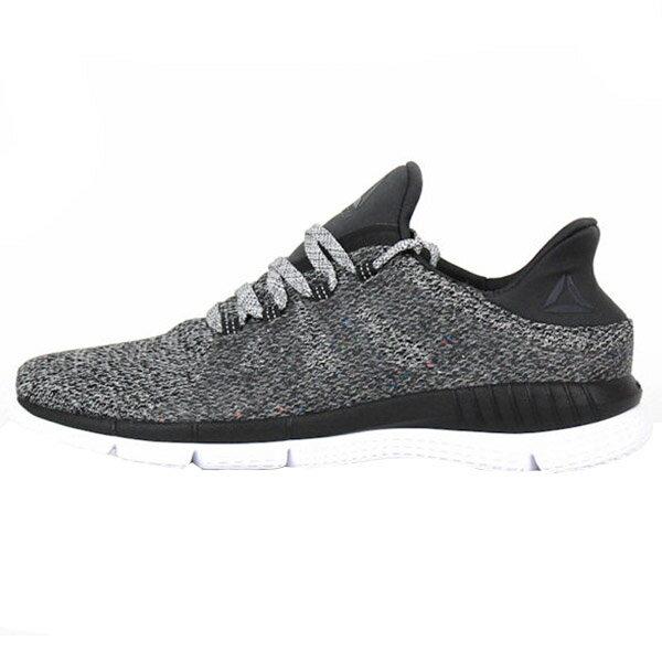 【REEBOK】REEBOK ZPRINT HER MTM EPM 運動鞋 休閒鞋 女鞋 灰色 -BD4541