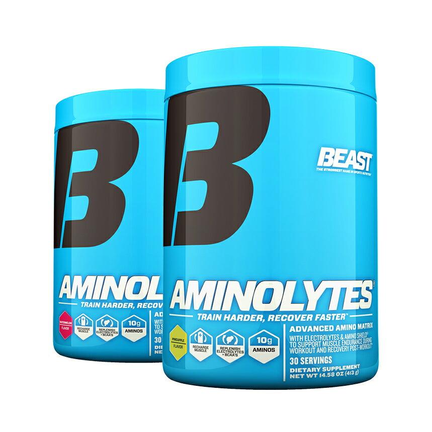 c4e69fe0 Beast Sports Nutrition Aminolytes Amino Acids and Electrolytes (30  Servings) 0