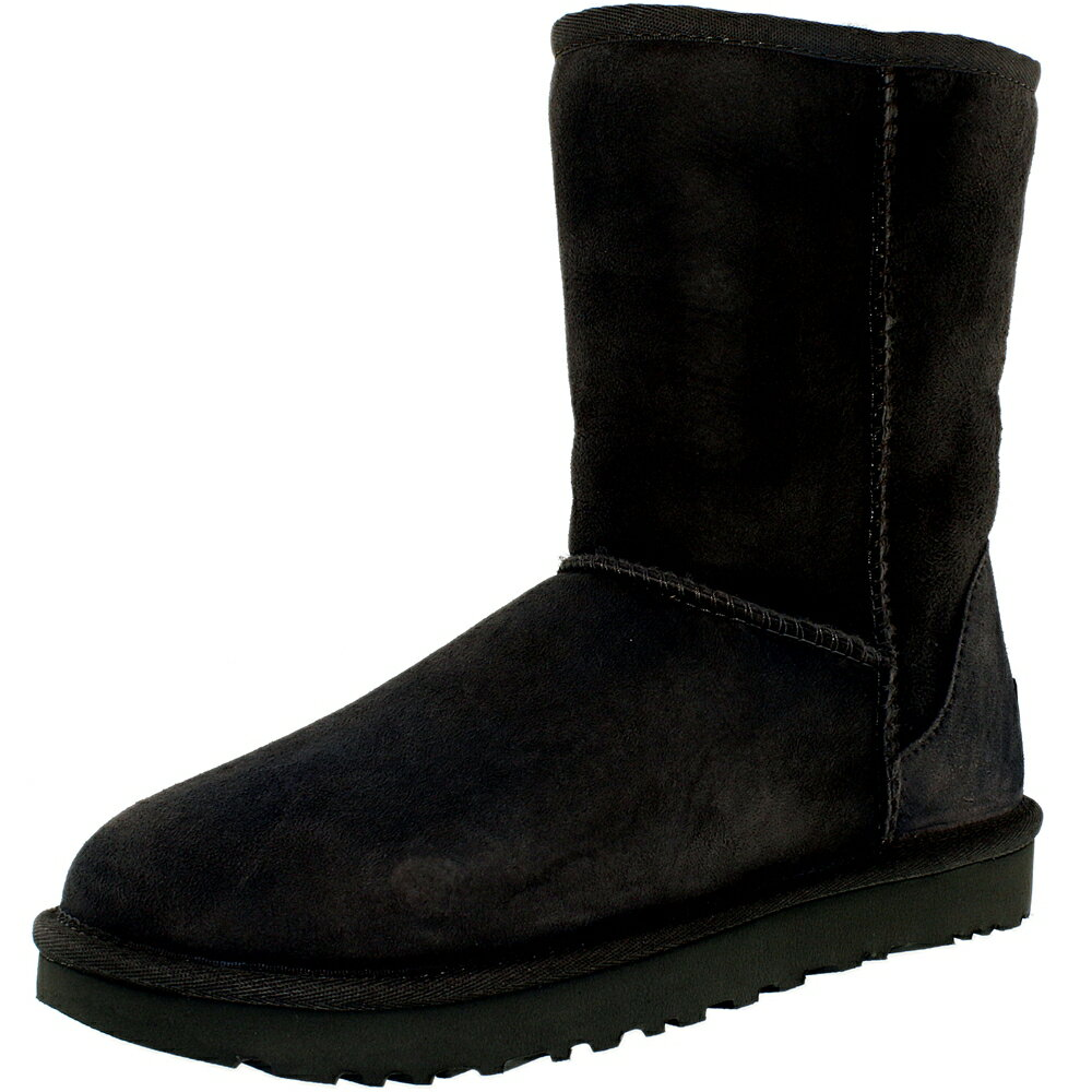 Ugg Women's Classic Short II Ankle-High Suede Boot 4