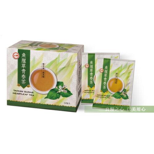 台糖 魚腥草青春茶(20包/盒)