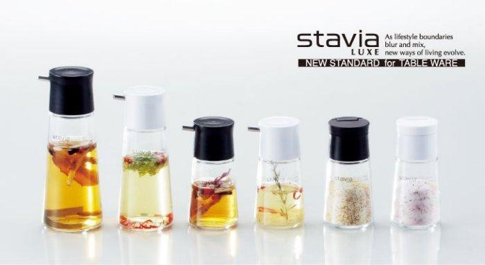 日本品牌【RISU】staviaLUXE調味料玻璃小瓶(M)