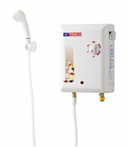 【電光TENCO】瞬間電能熱水器 E-8113L