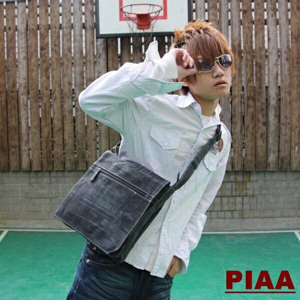 【PIAA】率性休閒★基本必備款休閒斜背包