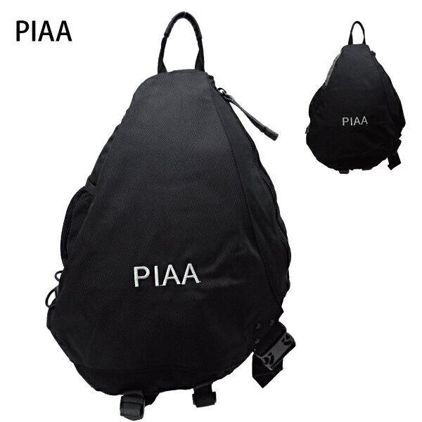 17-006【PIAA 皮亞】 高級1680尼龍布簡單造型設計單肩後背包 (二色)