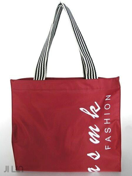 【ASMK奧斯曼卡】甜蜜約會附小錢袋設計購物袋 (三色)